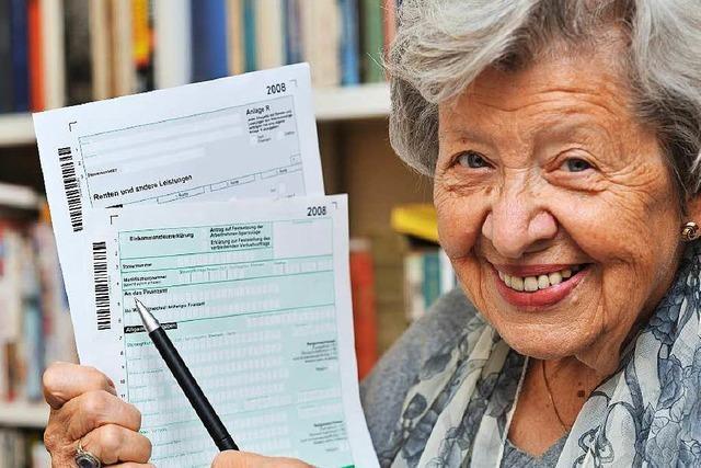 Viele Rentner müssen bald Steuern zahlen – warum?