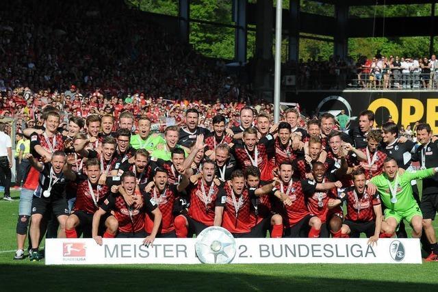 Niederlechner schießt den SC Freiburg zum Meistertriumph