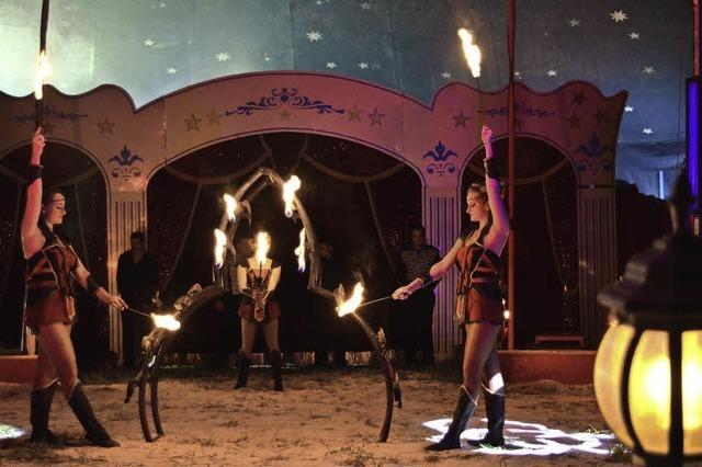 Zirkus Montana begeistert