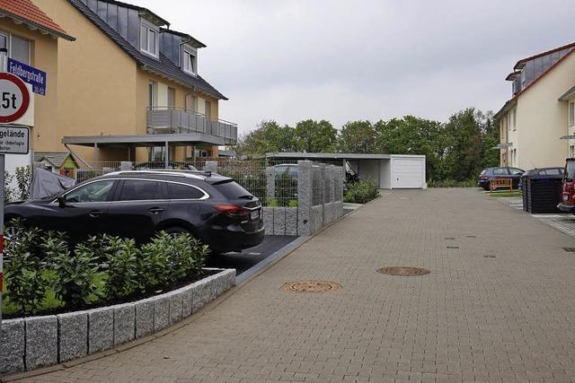 Gemeinderat lehnt Übernahme einer Privatstraße ab