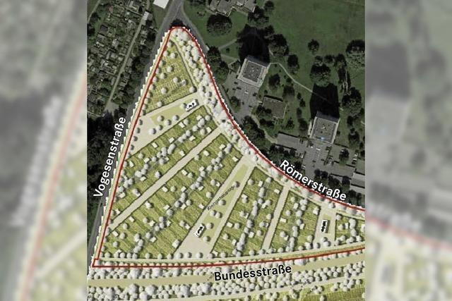 Ziel: Offenlage für Kleingartenpark