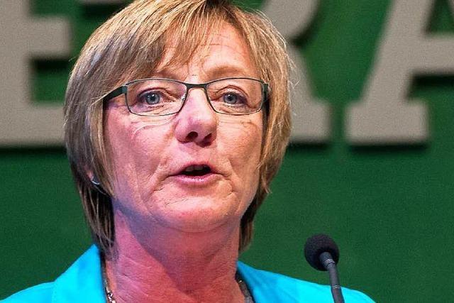 Edith Sitzmann wird neue Finanzministerin
