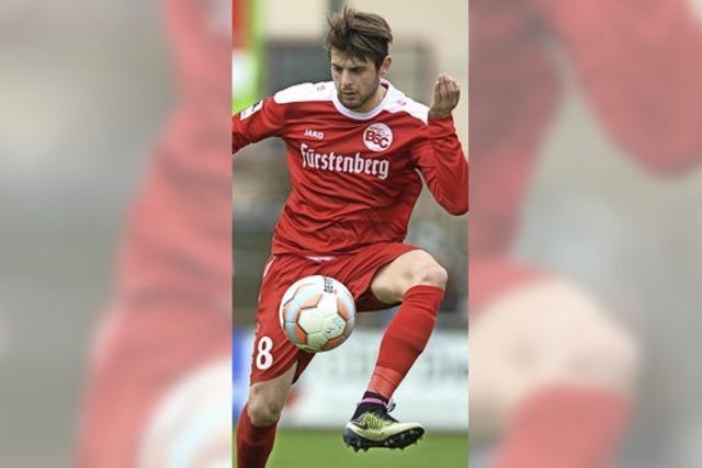 Bahlinger SC behält Kopf oben im Abstiegskampf
