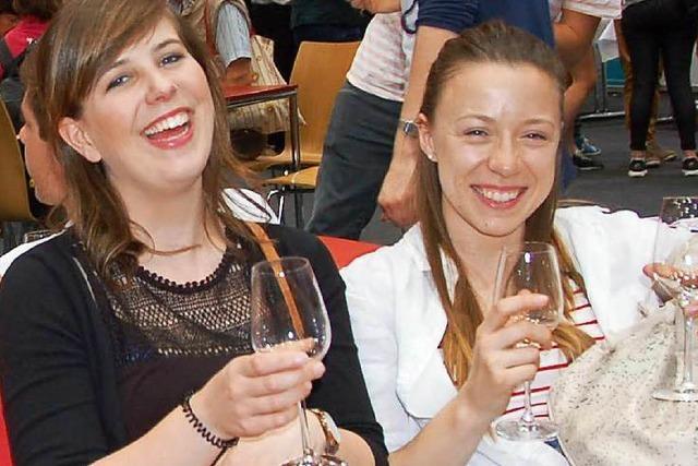 Bei der Weinmesse geht der Trend zu Öko und Cuvées
