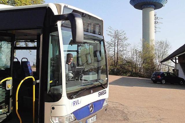 Verkehr eingestellt: Blauen-Bus fährt nicht mehr