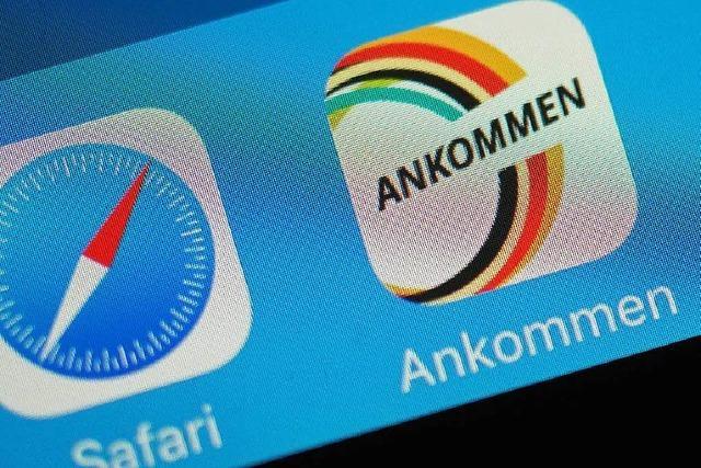 Handy-App erleichtert Flüchtlingen den Start ins neue Leben