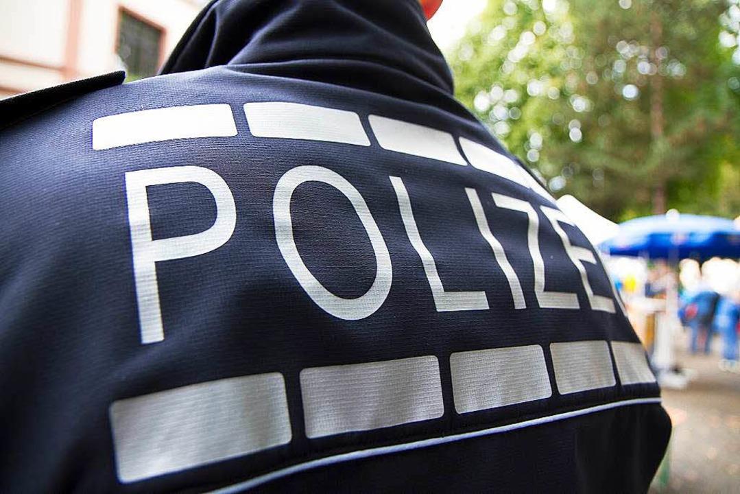 Die Polizei sucht Zeugen für einen Zwi...er Freiburger Straßenbahn-Haltestelle.  | Foto: Daniel Fleig