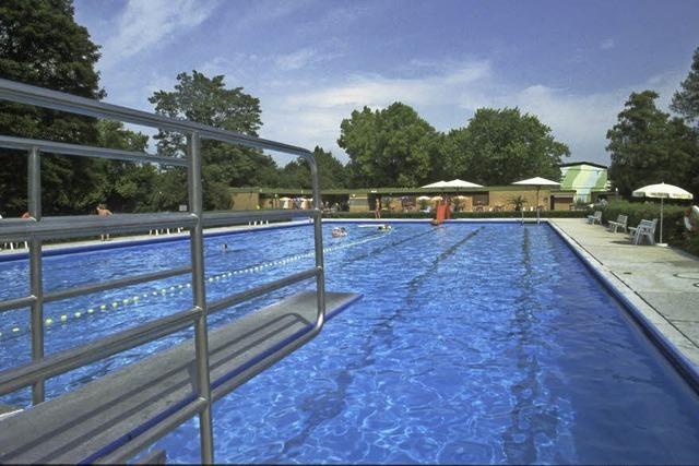 Thermalsportbad in Steinenstadt
