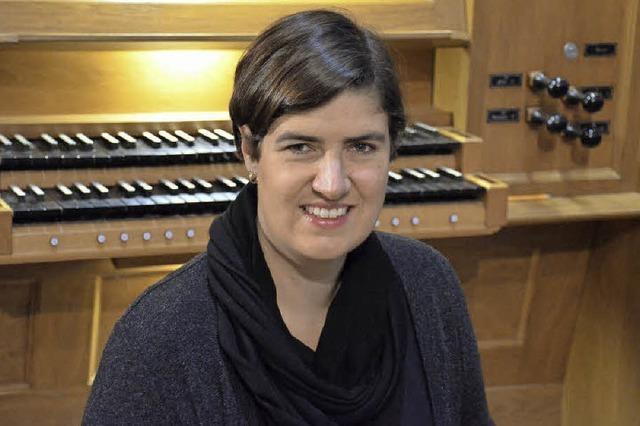 Mit Bach durch die Regio mit Bezirkskantorin Karin Karle in der katholischen Kirche in Titisee