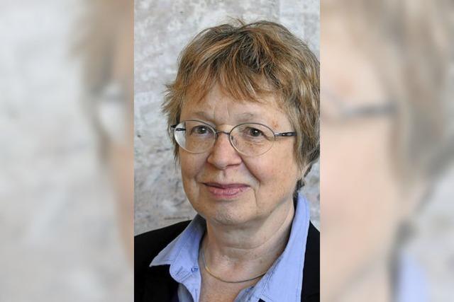 Übersetzerin Rosemarie Tietze liest aus Gasdanows