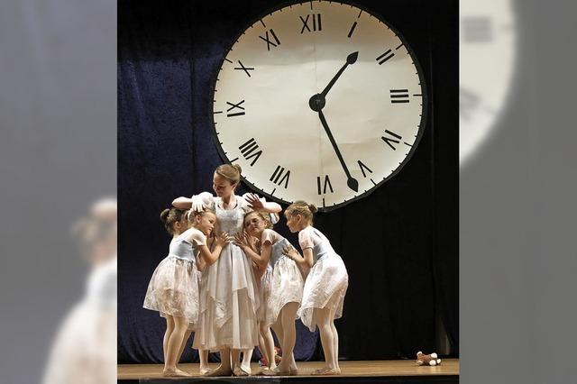 Tänzerisch der Zeit auf der Spur