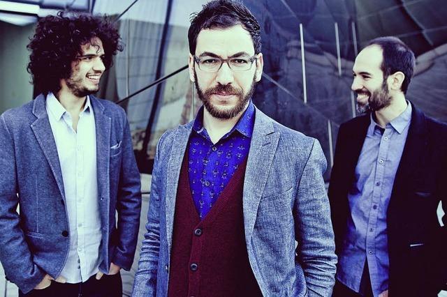 Omer Klein Trio im Salmen