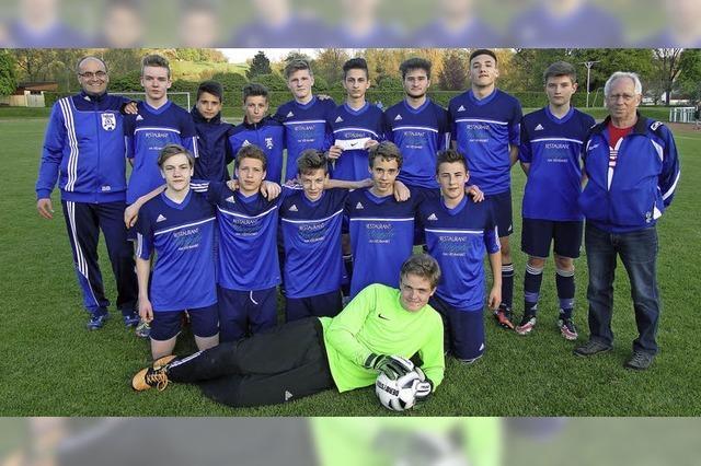 SV Schopfheim stürmt ins Pokalfinale