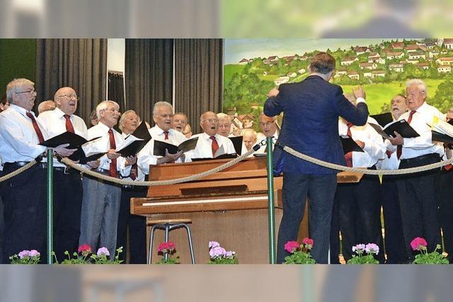 Vier Chöre machen vor, was Lust am Singen bedeutet