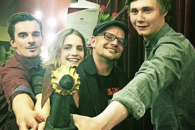 Lörracher gewinnt Jugendfilmpreis