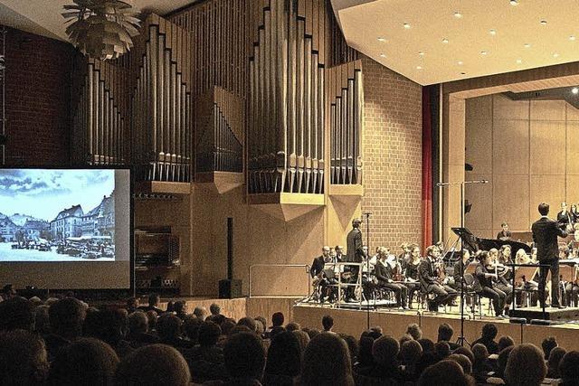 Wissenschaftsministerin Theresia Bauer sieht für die Freiburger Musikhochschule internationale Perspektiven