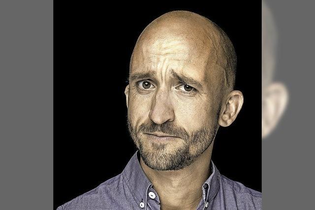 Comedian Markus Barth: Mit einer Prise Tiefgang