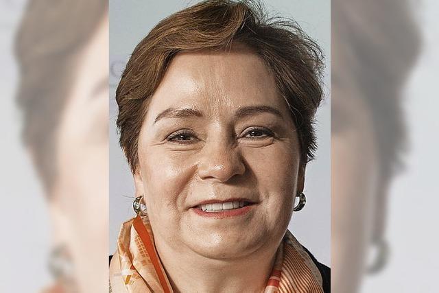 Patricia Espinosa: Viel Arbeit für die Mutter des Zwei-Grad-Ziels