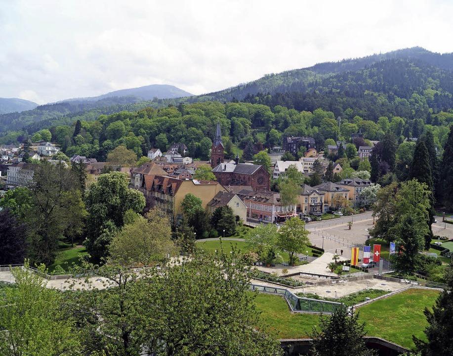 Quo vadis Badenweiler? Das Gemeindeent... für Verwaltung und Politik zusammen.   | Foto: Silke Hartenstein