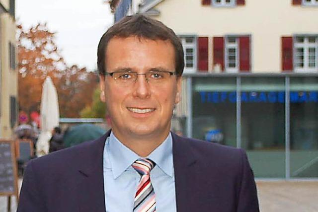 Volker Schebesta wird Kultus-Staatssekretär