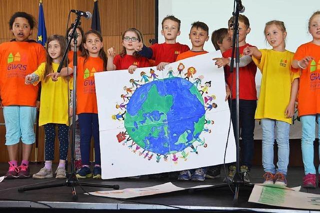 Fotos: Sprachenfest in Sélestat