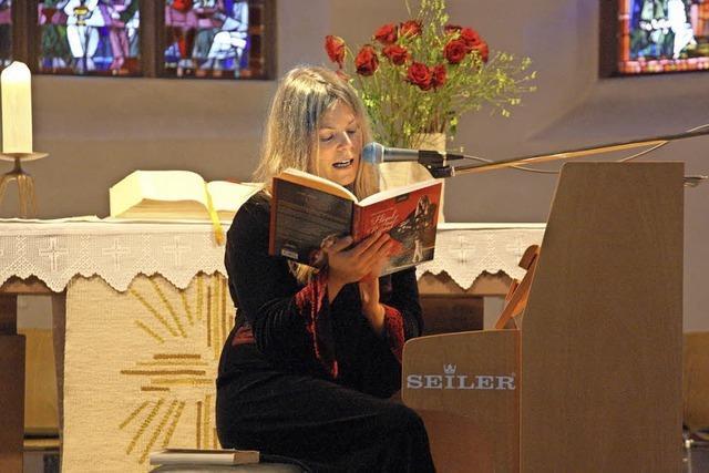 Höchst virtuoses Klavierspiel