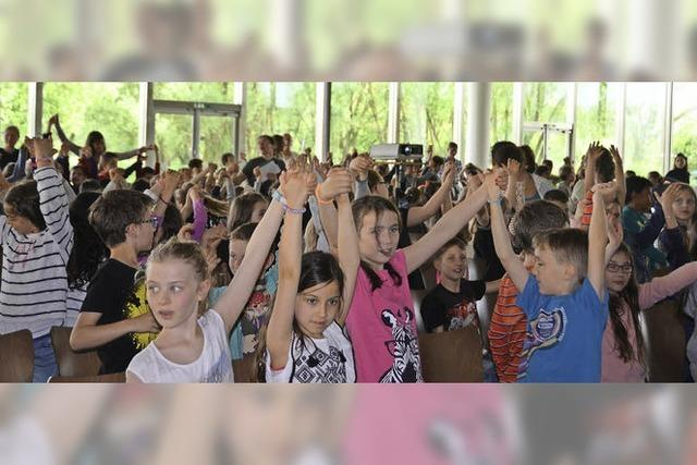 Ein Fest von und mit Kindern