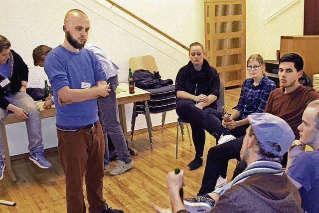 Jugendrat soll ausgebaut werden