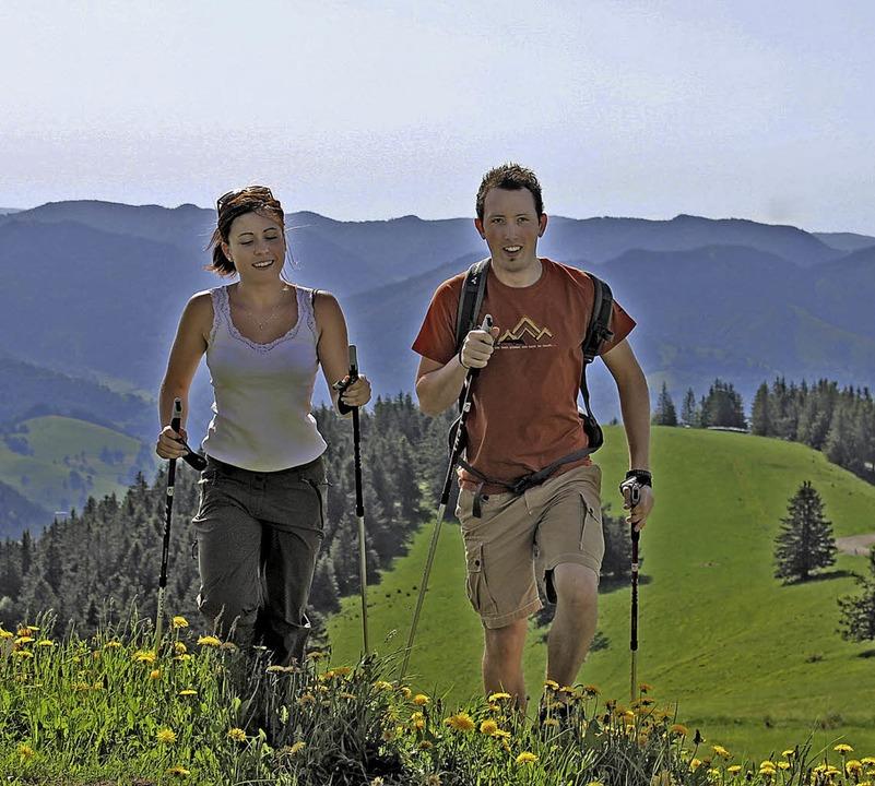 Wandern ist Lebenslust   | Foto: BZ