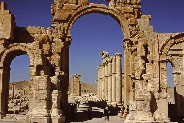 Europas Wurzeln in Syrien