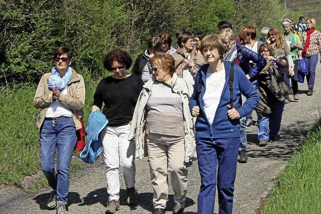 Landfrauen auf Tour