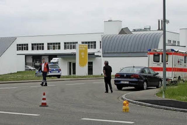 Polizeieinsatz in Weil-Ost