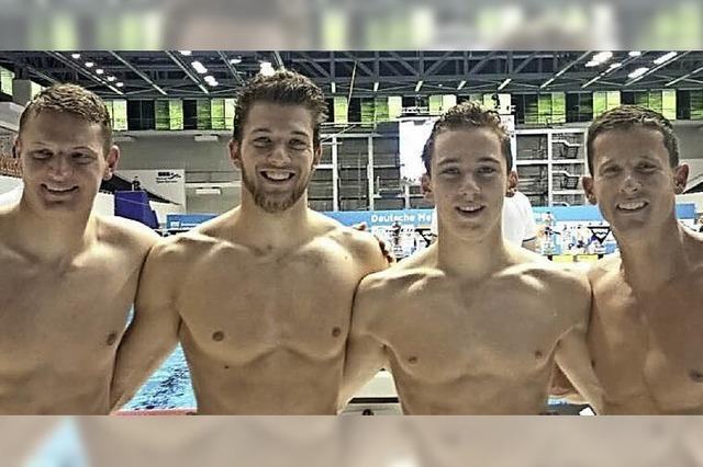 Freiburger Schwimmerin Dörte Baumert verpasst Olympia-Qualifikation