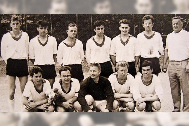 Vor 50 Jahren schaffte es der FC Wehr in die zweite Amateurliga