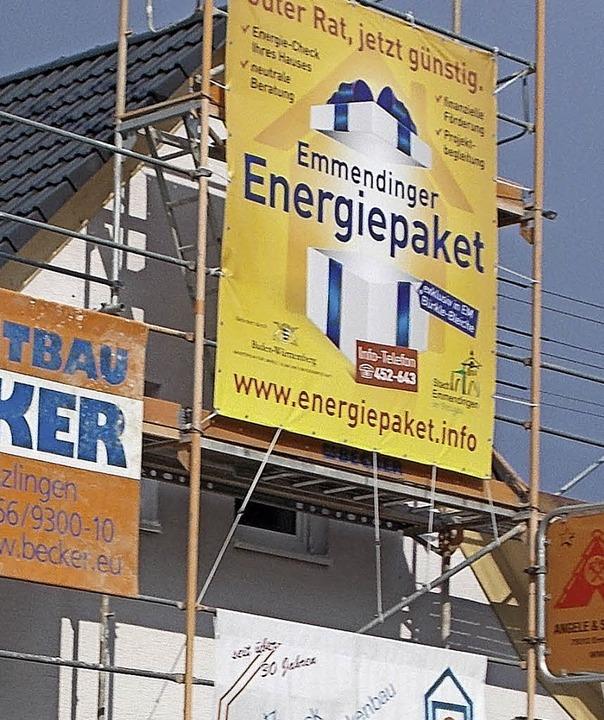 Das  Energiepaket im Bürkle/Bleiche in...tstadt geht's erst richtig los.   | Foto: Gerhard Walser