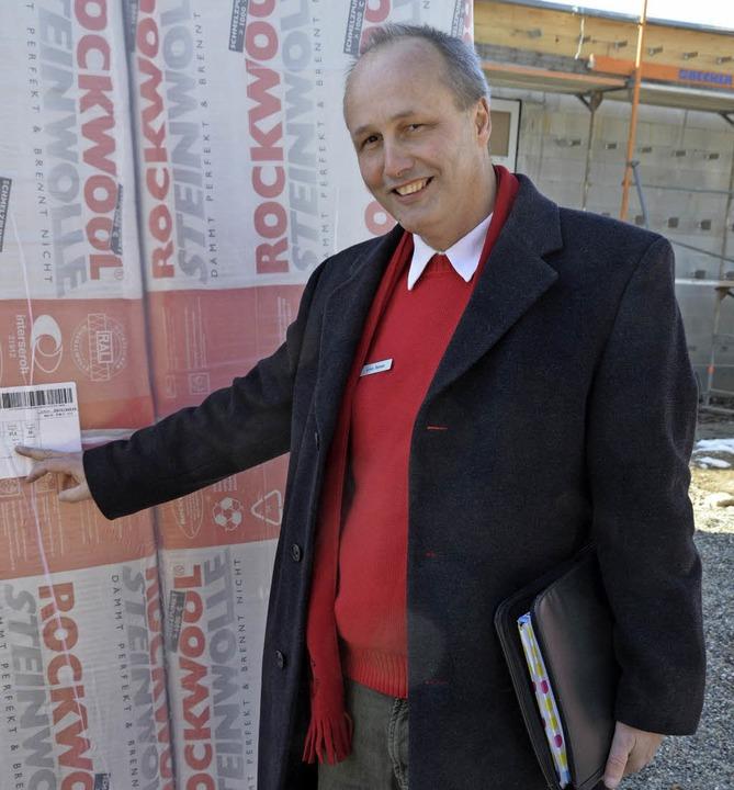 So fing's an: Armin Bobsien stellt die Stadtteilkampagne vor.  | Foto: Gerhard Walser