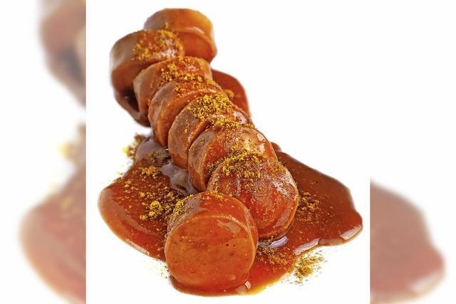 Currywurst bleibt Deutschlands beliebtestes Kantinenessen