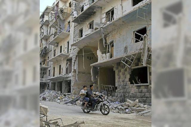 Im Iran wächst Kritik am Syrien-Einsatz