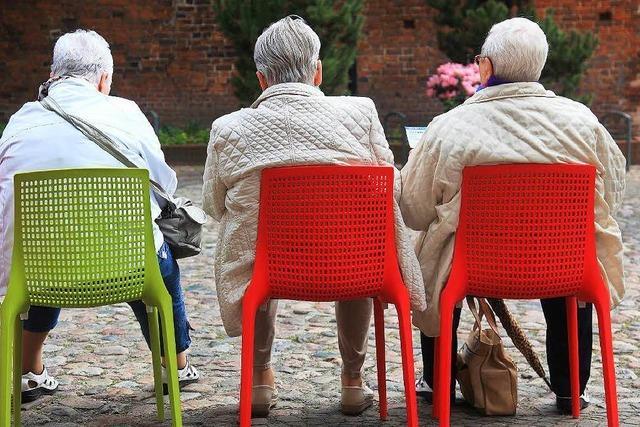 Künftig flexiblere Übergänge in die Rente