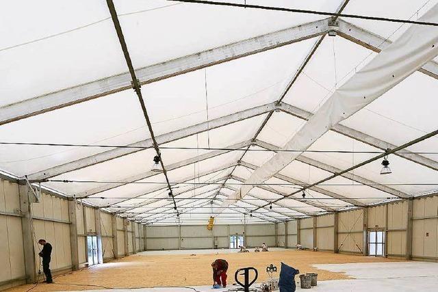 Freiburg schließt Notquartiere für Flüchtlinge und investiert Millionen