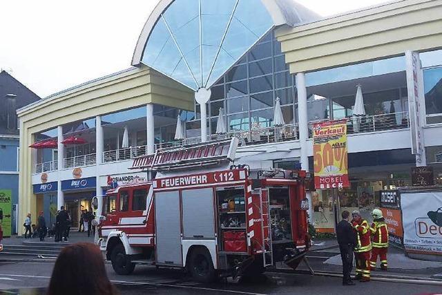 10.000 Euro Belohnung nach Brandstiftung in Beck-Arkaden