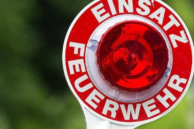 Offenburger Feuerwehrmann wird auf Weg zu Einsatz geblitzt – und muss Strafe zahlen