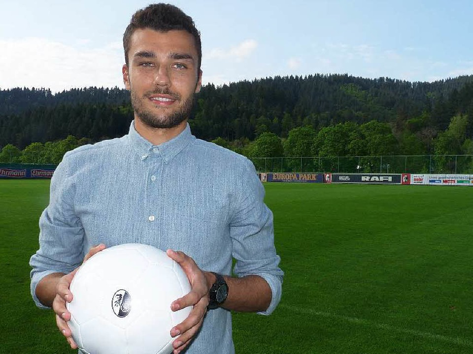 Neuzugang beim SC Freiburg: Manuel Gulde, 25.    Foto: Picasa