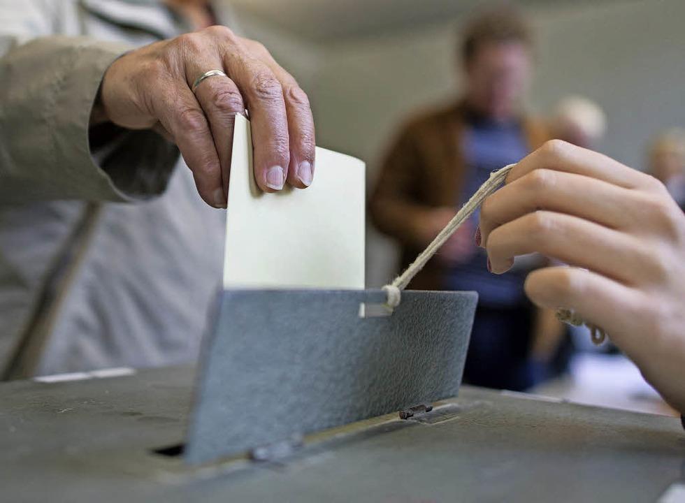 Per Bürgerentscheid sollen die Endinger über die Gewerbegebietspläne abstimmen.     Foto: dpa
