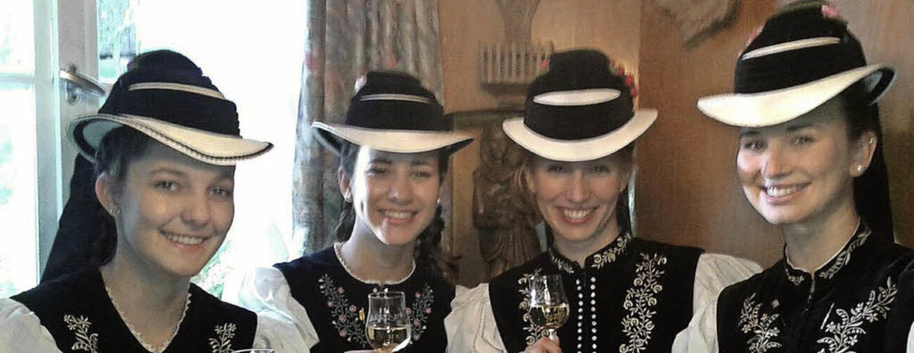 SWR-Film über die Glottertäler Tracht  | Foto: SWR