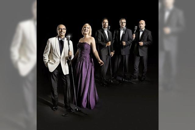 Glenn Miller Orchestra und Moonlight Serenaders im Burghof