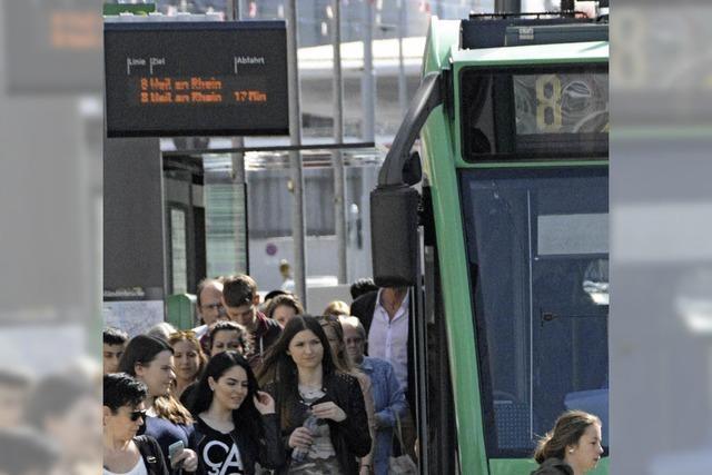 Stadt setzt auf Information für die Fahrgäste