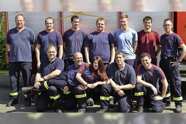 Silber für die Feuerwehr Seelbach