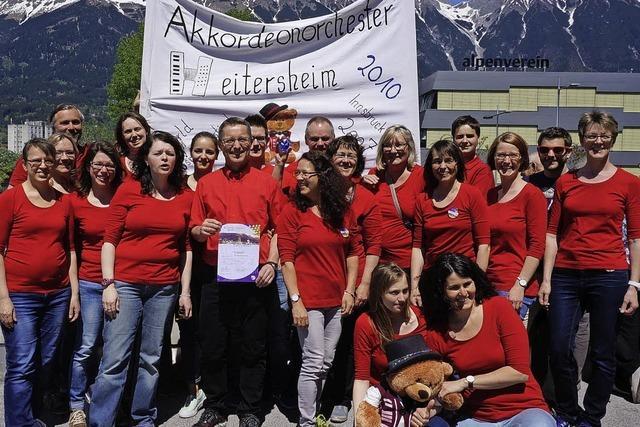 Hervorragend in Innsbruck