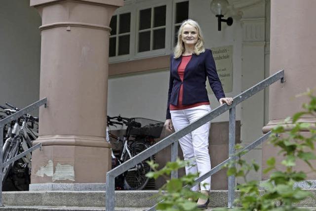 Die Haslacher Grundschulrektorin Christa Kleemann war mal Inhaberin einer Marionettenbühne